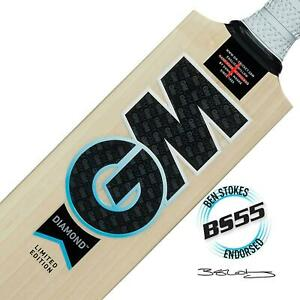 GM Diamond Cricket Bat -  L540 DXM  Senior - Gunn & Moore (2020)