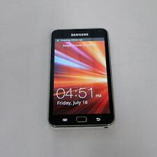 "SAMSUNG Galaxy Player 5"" YP-GB70 16GB Android 2.3 with Speakers WIFI MP3 MP4"