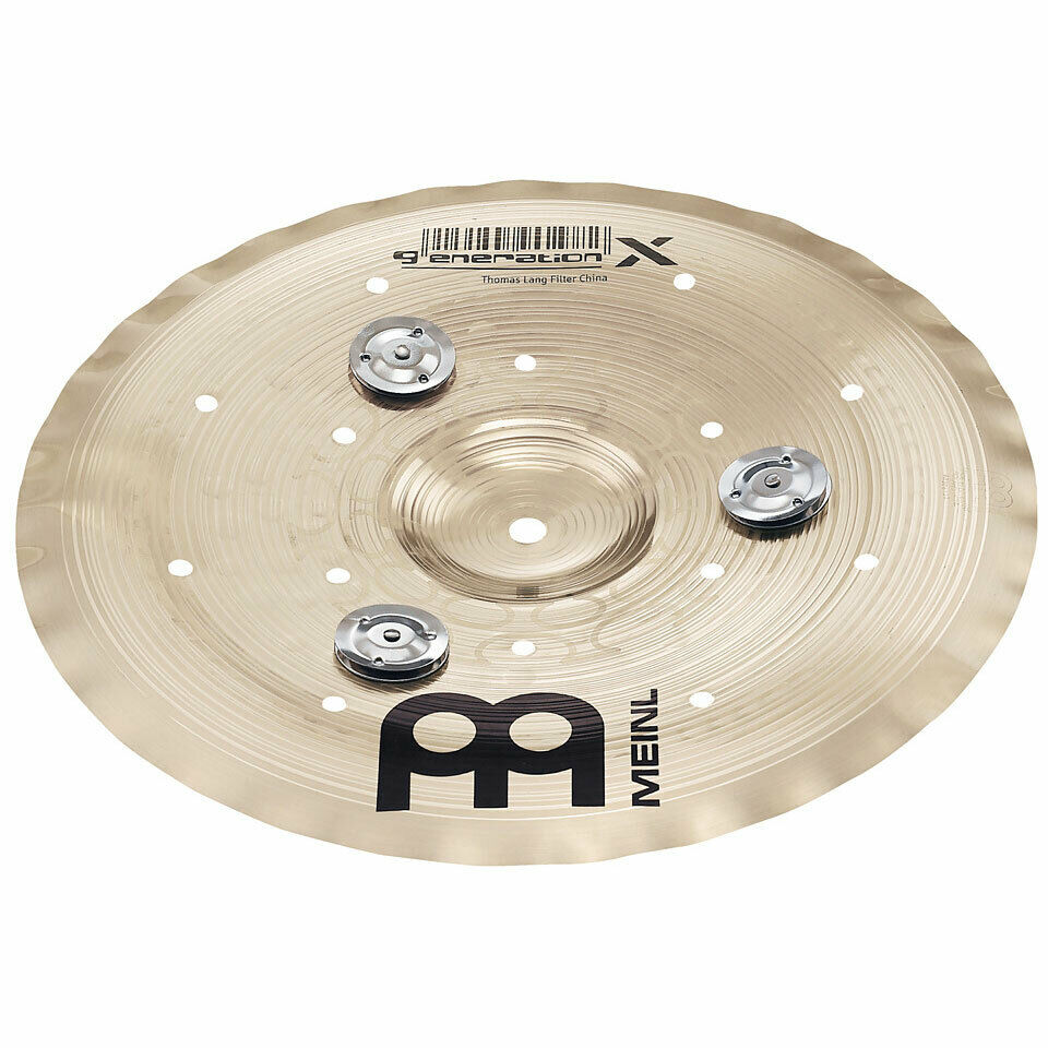 na-Becken Meinl 10  Generation X Jingle Filter  na  na Becken  nabecken