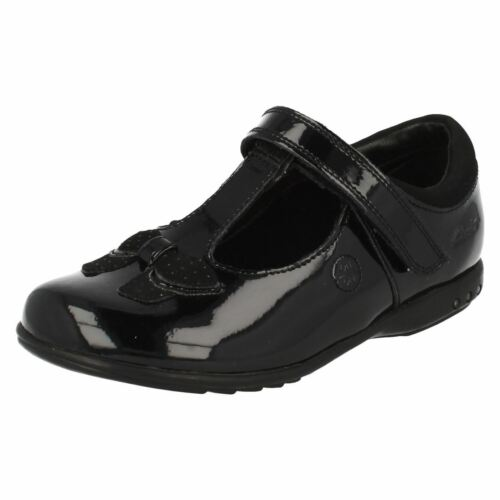 Girls Clarks Trixi Bell School Shoes