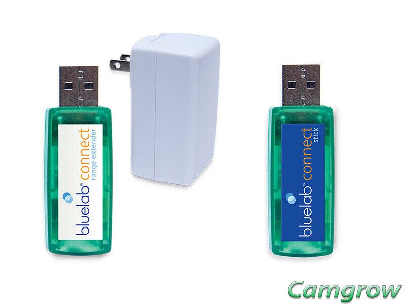 Blaulab USB Connect Stick & Connect Range Extender Wireless Data Logger