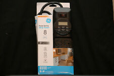 GE 7-Day Programmable Power Strip with Digital Timer8 Outlets15077