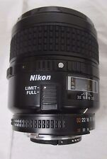Nikon Nikkor AF 60mm Micro Macro 2.8 Lens great condition