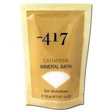 Minus 417 Dead Sea Mineral Bath Salt (3.4 oz)