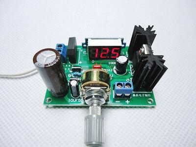Newest LED display LM317 Adjustable Voltage Regulator Step-down module AC/DC