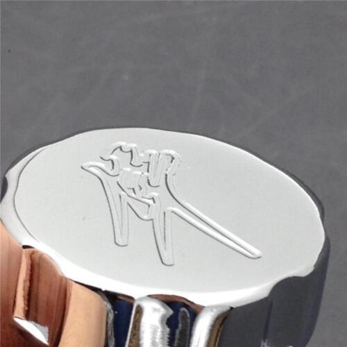 CHROME Billet oil Fluid Reservoir Cap For 1999-2012 Suzuki Hayabusa GSXR 1300