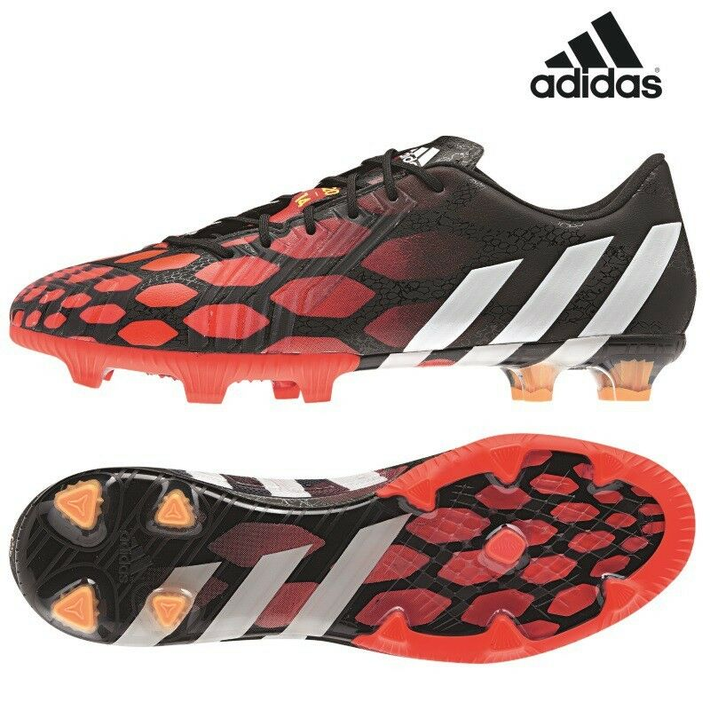 Adidas Protator Instinct FG schwarz rot Orange Orange Orange weiß 867c7d