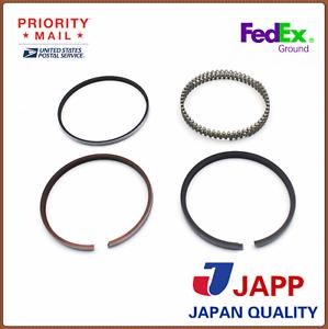 95-12 Ford Mazda Mercury 2.5L 3.0L Duratec DOHC 24V Fusion JAPP Piston Ring