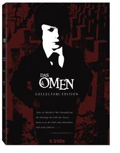 Das-Omen-1-2-3-4-ULTIMATE-COLLECTORS-EDITION-666-Damien-ESPINA-6-DVD-COMPLETE