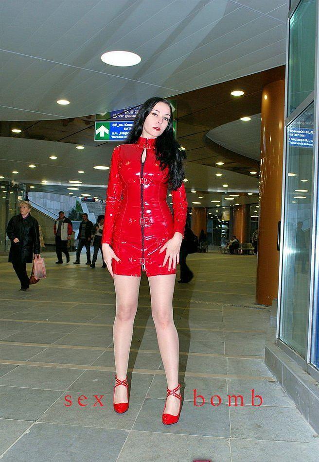 SEXY scarpe decolte rosse borchie tacco spillo 13 dal 35 al 46 fashion GLAMOUR