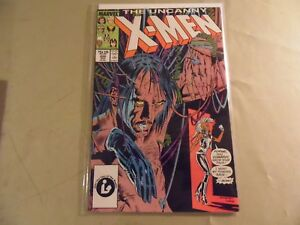 The-Uncanny-X-Men-220-Marvel-1987-Free-Domestic-Shipping