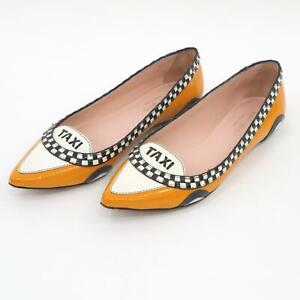 Kate Spade Taxi Ballet Flats Shoes 5M