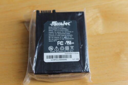 B26002C Genuine Original SMC FOXLINK BATTERY 8390-KJ01-0570 7.2V 2.5Ahr 18Wh