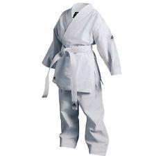 New adidas Karate Student Uniform Set Gi Beginner/'s Jacket/&Pants-size 4 170 cm