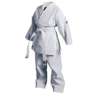 adidas-Karate-Training-Uniform-Student-Gi-with-belt