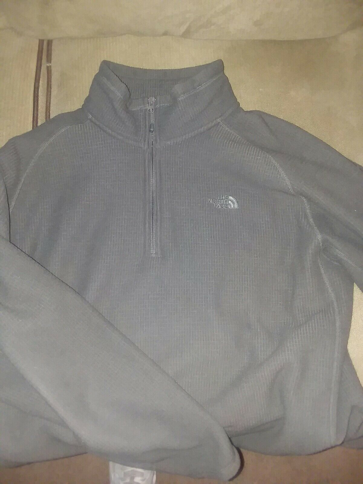 Mens north face xl 1 4 zip