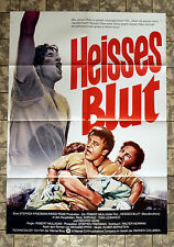 HEISSES BLUT / Bloodbrothers * Richard Gere - A1-FILMPOSTER -German 1-Sheet ´79