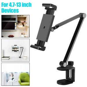 Flessibile-di-360-Clip-Mobile-Cellulare-pigro-letto-desktop-Staffa-Supporto-Mount-Holder