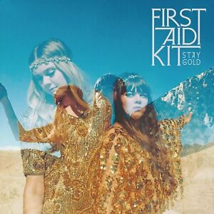First-Aid-Kit-Stay-Gold-NEW-CD-amp-SEALED-includes-039-My-Silver-Lining-039