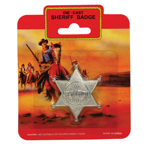 Cowboy Cowgirl Bandana Spurs Sheriff Badge Bootlace Ties Wild West Accessories