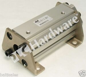 PHD CTS2J25X2-BB-M CTS Low Profile Miniature Rail Thruster Pneumatic Slide 25 S