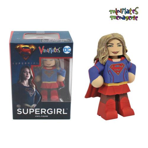 Vinimates DC Supergirl TV Show Supergirl Vinyl Figure The CW Network