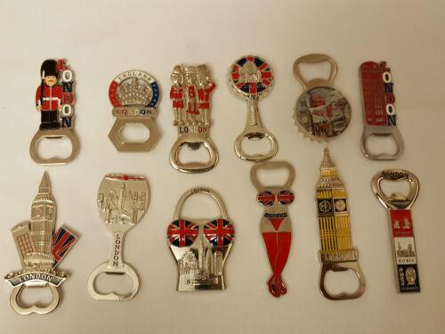 I LOVE LONDON,ENGLAND,UNION JACK FRIDGE-MAGNET ENGLAND SOUVENIRS BOTTLE OPENER