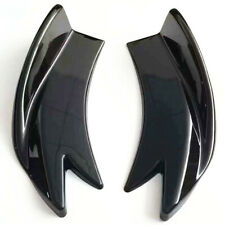 New Listingcar Rear Bumper Lip Wrap Angle Splitter Diffuser Spoiler Canards Fins Protector Fits Suzuki Equator