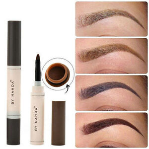 Waterproof-Eye-brow-Dye-Cream-Pencil-Cosmetic-Makeup-Long-lasting-Eyebrow-Beauty
