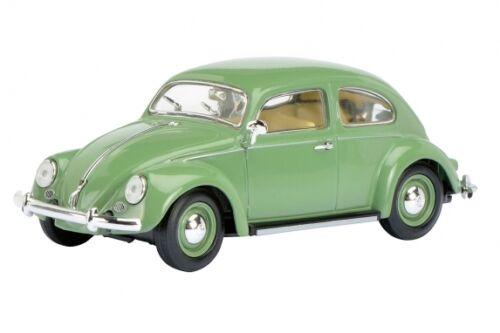 """verde /""""nuevo/"""" con embalaje original Schuco 450773600 VW Escarabajo"""