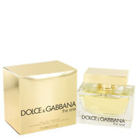 Dolce Gabbana The One Perfume Women Eau De Parfum Spray 1.7*1*2.5 oz New