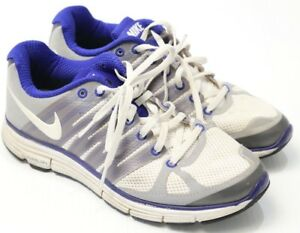 best value 2251f 2ff2b Image is loading Women-039-s-Nike-Flywire-Lunarlon-Athletic-Running-