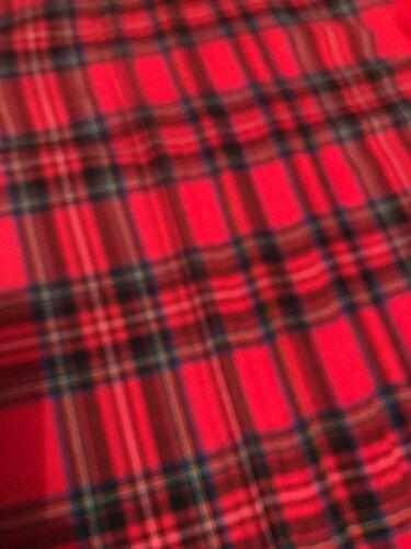 Camicia Natale di Maglione Successivo Con Taglia Eccellente Camicia 10 Tartan Esaurito in 2018 On0RdFR8