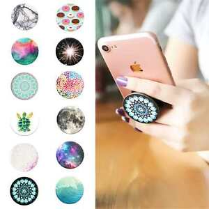 Universal PopSocket - Expanding Popup Stand and Grip for Smartphones & Tablets