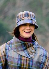 d38ab1c64 Ladies Mucros Tweed Cap Hat Col 781 - Made in Ireland