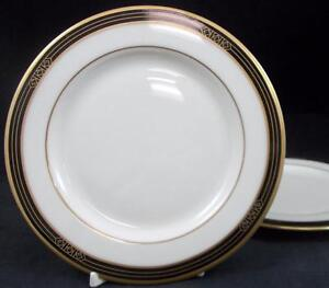 Lenox-LANGDON-GATE-2-Bread-amp-Butter-Plates-GREAT-CONDITION
