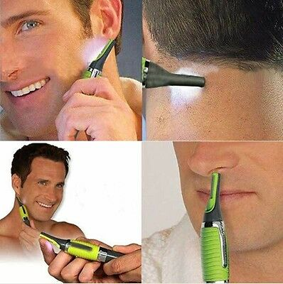 Daily Accessories Body Beard Shaving Men Hair Trimming Cleanning Sideburn New B