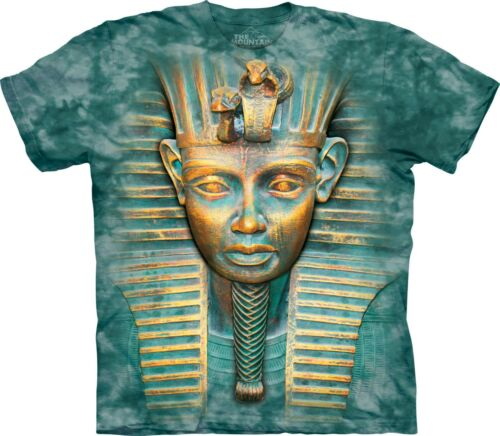 Big Face Tut Statue T Shirt Adult Unisex The Mountain