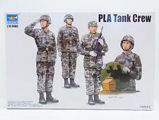 LOT 16942   Trumpeter 00431 PLA Tank Crew Figuren 1:35 Bausatz NEU in OVP