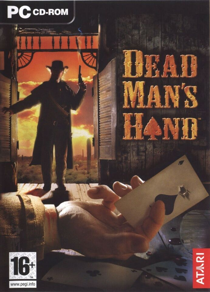 Dead Mans Hand, til pc, First person shooter
