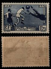 MONDIAL de FOOTBALL 1938, Neuf * = Cote 15 € / Lot Timbre France 396