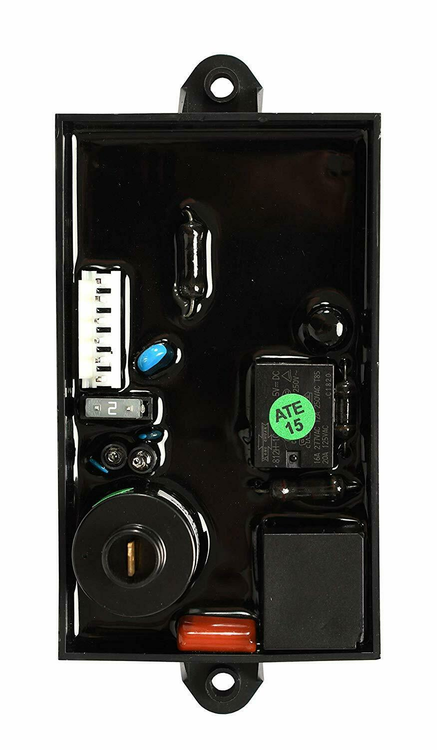 Replacement Potted Circuit Board With Fuse Fits G6a