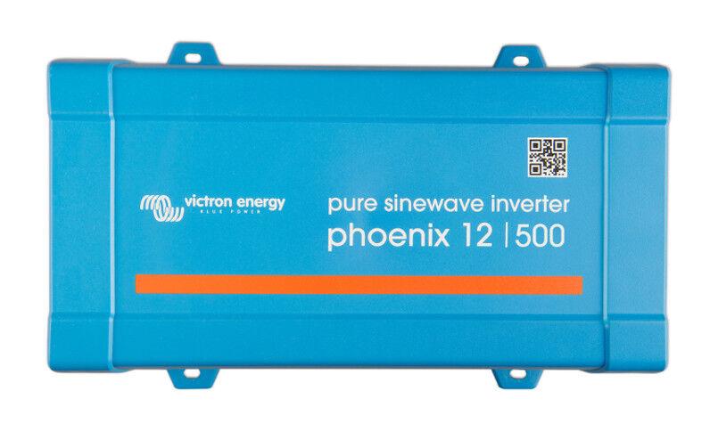Konverter pur sinus Victron phoenix 500VA 12V / 24V / 48V-230V