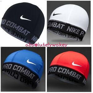 192316be9f6 Nike Pro Skull-Cap Covert Running Training Banded Hat Hood Jogging ...