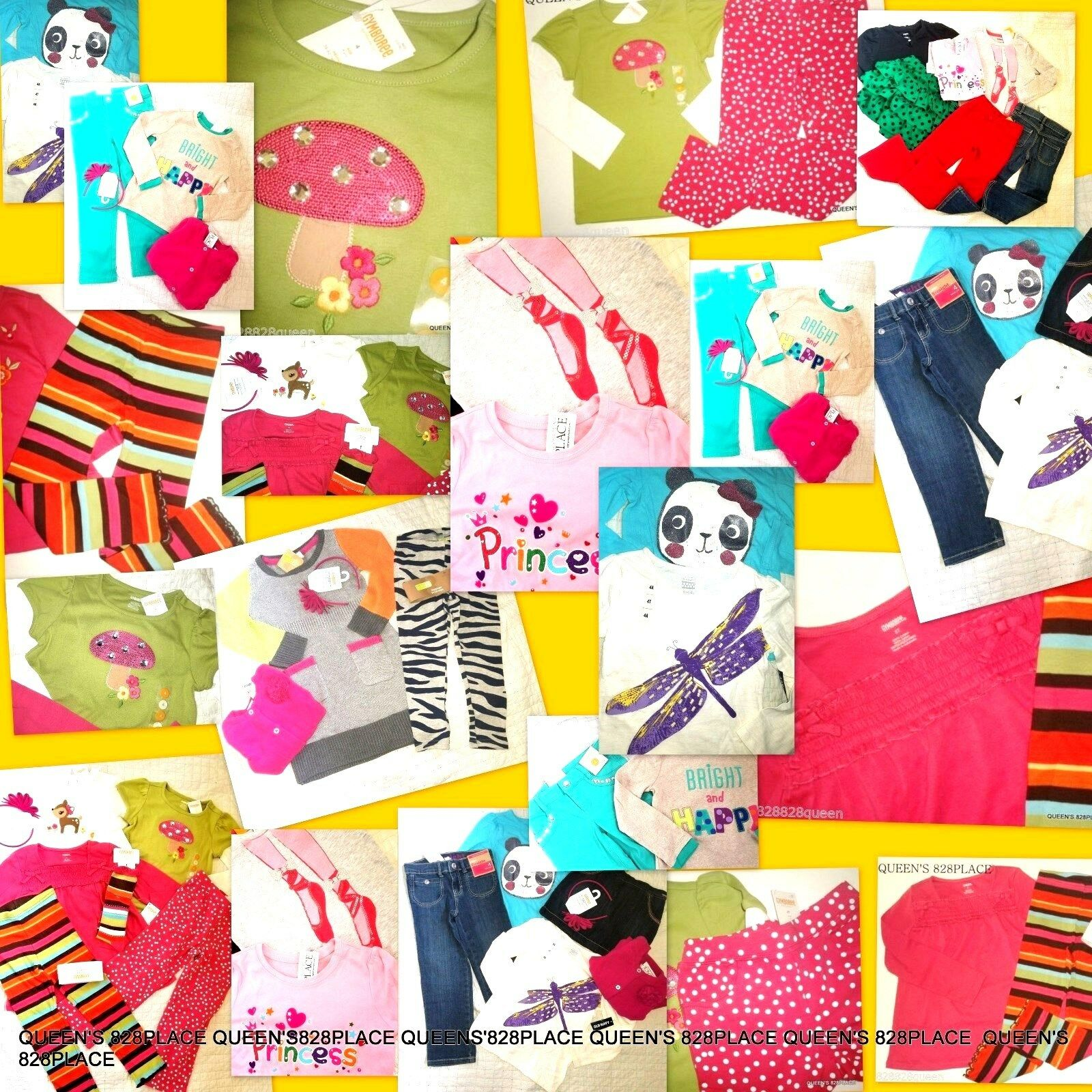 Girls Clothing 0 24 Months Clothes Shoes & Accessories Baby