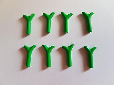 10 x LEGO Karottengrün neu hellgrün 33183