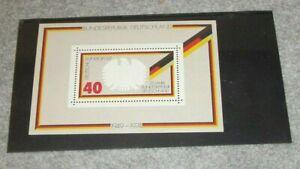 DEUTSCHE-1949-1974-GERMANY-BUNDESREPUBLIK-DEUTSCHLAND-MINT-Stamp-in-Stamp