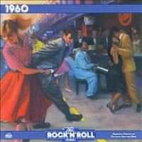 Time Life Music - The Rock 'n' Roll Era 1960 (new Cd