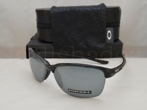 7a663433bb Oakley UNSTOPPABLE (OO9191-16 65) Polished Black with Prizm Black ...