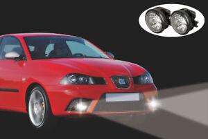LED-Tagfahrlicht-LED-Nebelscheinwerfer-Seat-Ibiza-6L-06-08-Scheinwerfer-DRL